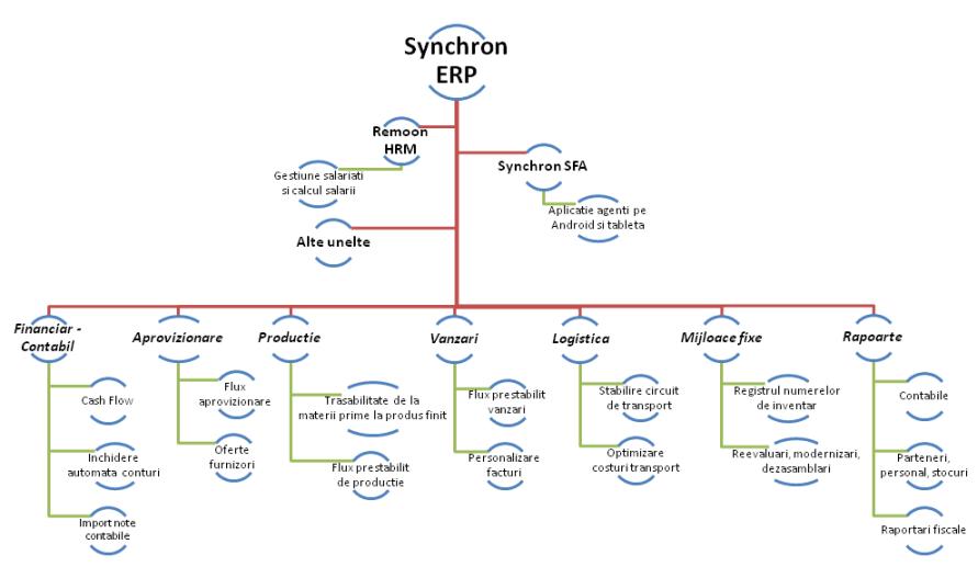 Infografic Synchron ERP